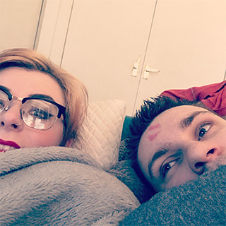 Aidan & Gemma in 2017