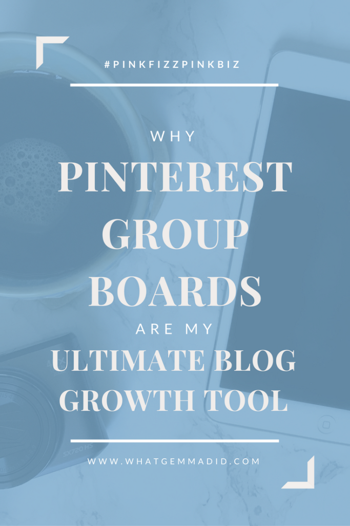 Pinterest group boards can EXPLODE your blog traffic - here's how!