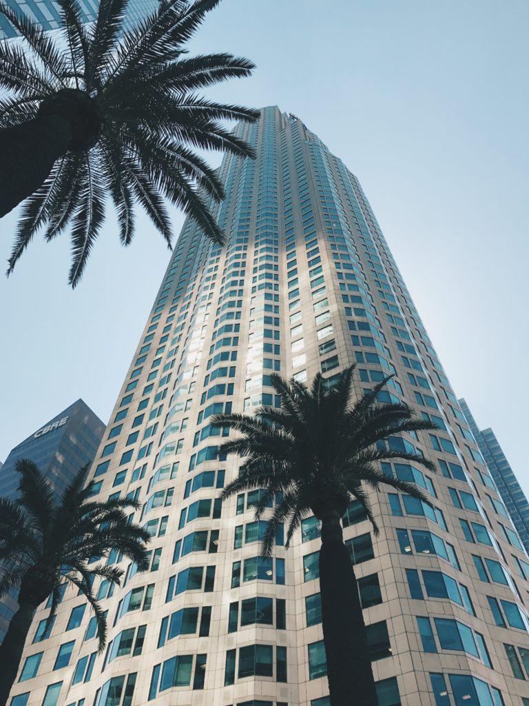 OUE Skyspace LA, LA's tallest building